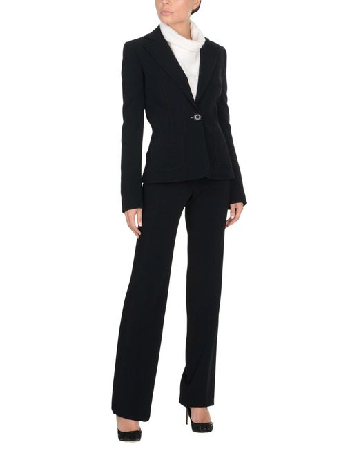 Valentino Roma - Black Women's Suit - Lyst