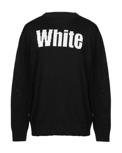 Pullover DIESEL pour homme en coloris Black