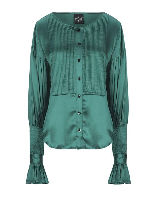 MIMI LIBERTÉ by MICHEL KLEIN Green Shirt