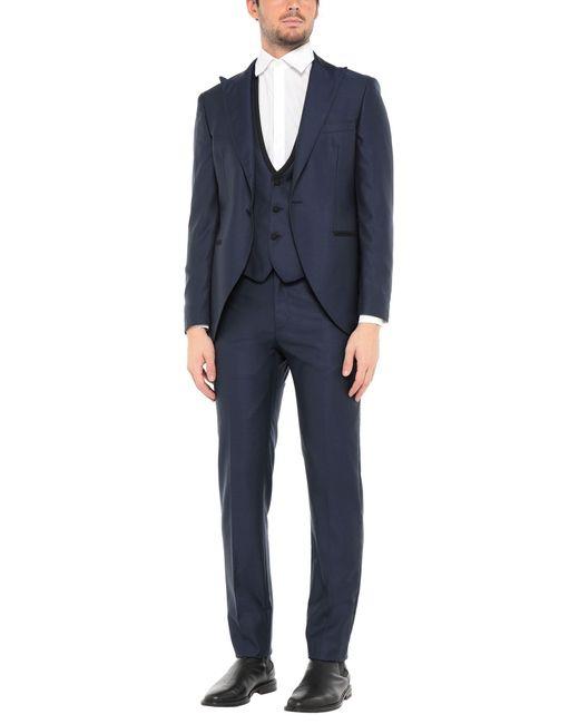 Tonello Anzug in Blue für Herren