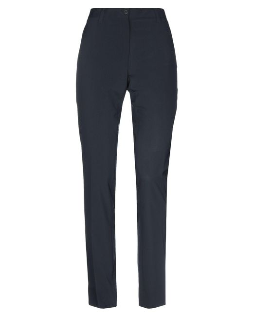 Metradamo Blue Casual Pants