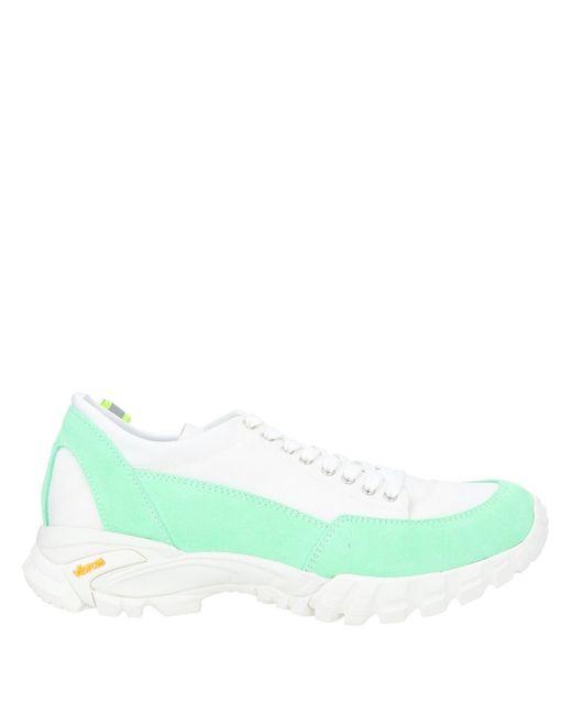Diemme Low Sneakers & Tennisschuhe in Green für Herren