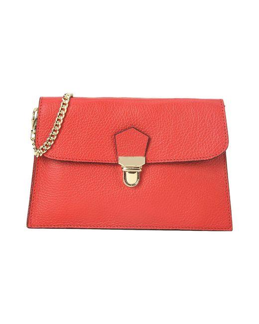 Parentesi - Red Handbags - Lyst