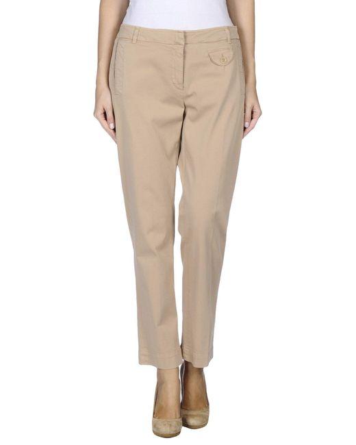 Henry Cotton's Multicolor Casual Trouser