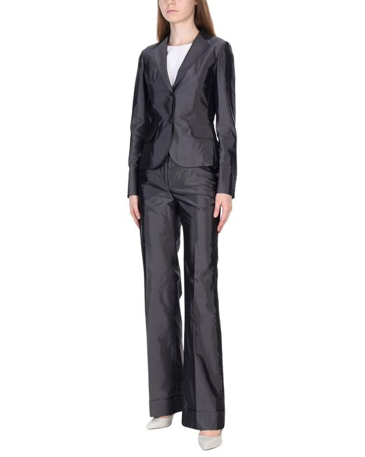 Aspesi Gray Women's Suit