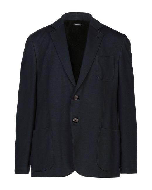 Veste Giorgio Armani pour homme en coloris Black