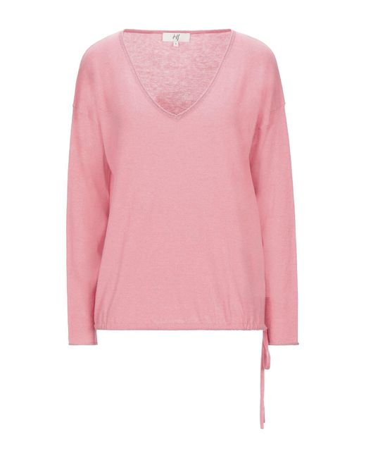 JEFF Pink Pullover