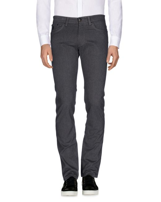 Marina Yachting - Gray Casual Pants for Men - Lyst