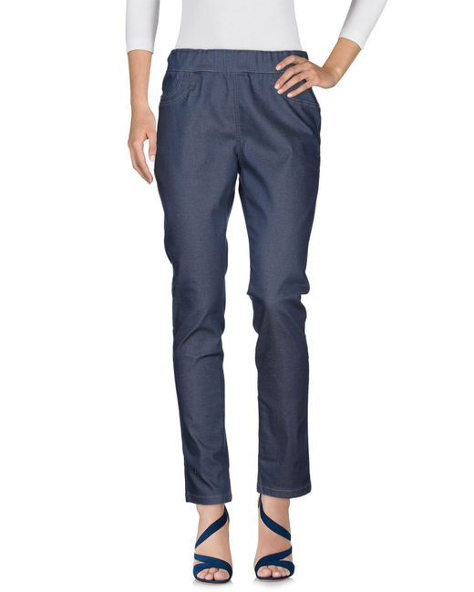 Marani Jeans Blue Denim Pants