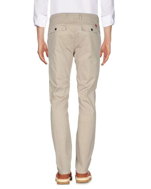 Department 5 Pantalon homme de coloris neutre ZxJvl