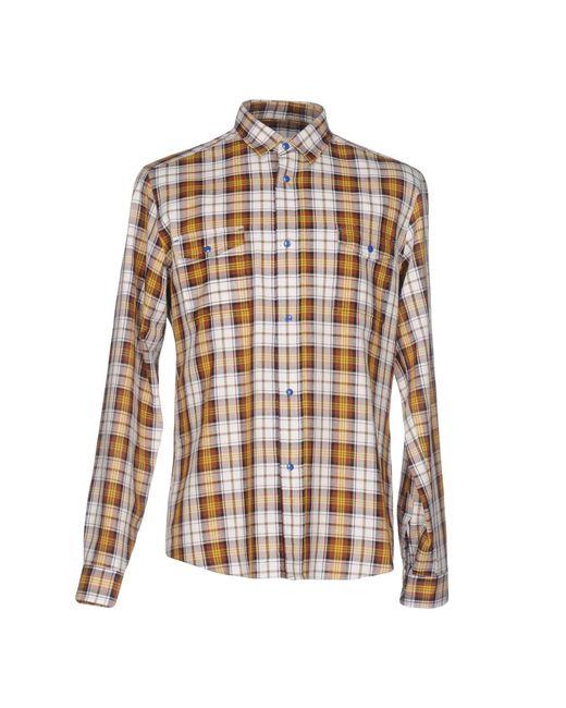 Mauro Grifoni Multicolor Shirt for men