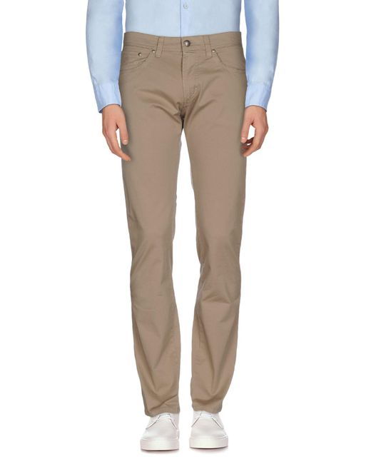 Marina Yachting - Natural Casual Trouser for Men - Lyst