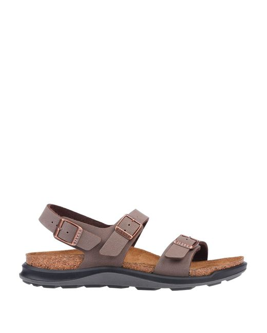 Sandales Birkenstock en coloris Brown