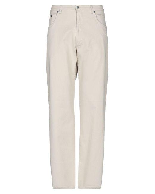 Trussardi Natural Casual Trouser for men