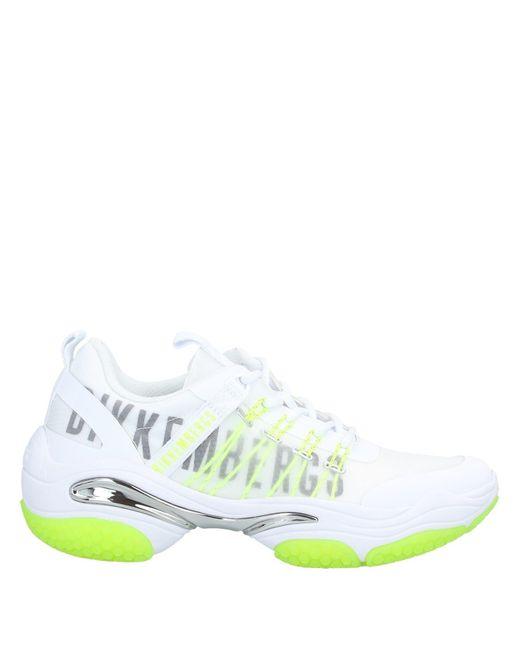 Bikkembergs White Low-tops & Sneakers for men