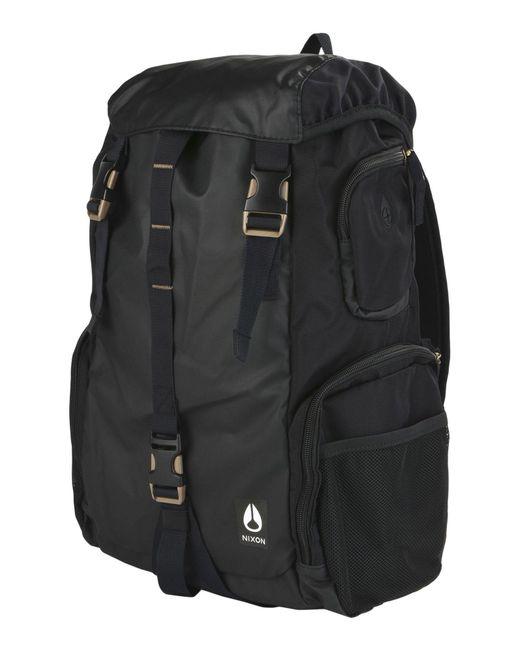 Nixon | Black Backpacks & Fanny Packs for Men | Lyst