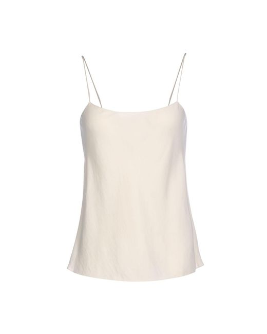The Row - White Top - Lyst
