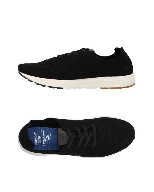Rip Curl - Black Low-tops & Sneakers for Men - Lyst