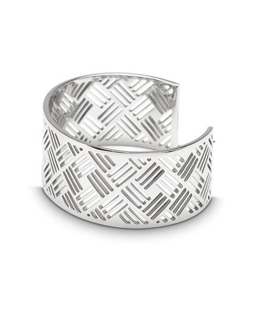Lancel   Metallic Bracelet   Lyst