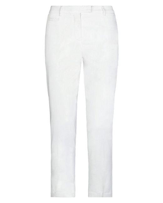 Pantalone di Peuterey in White