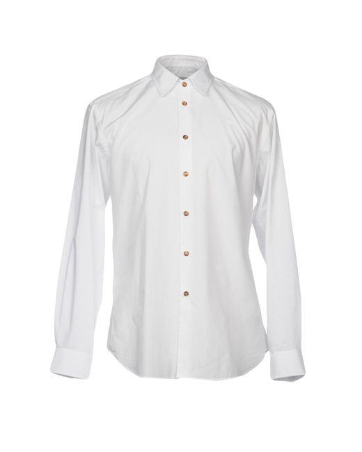 Vivienne Westwood - White Shirts for Men - Lyst