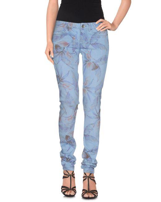 Pantalones vaqueros Guess de color Blue