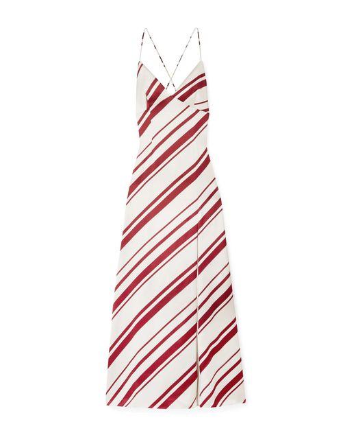 Vestito lungo di Racil in Red