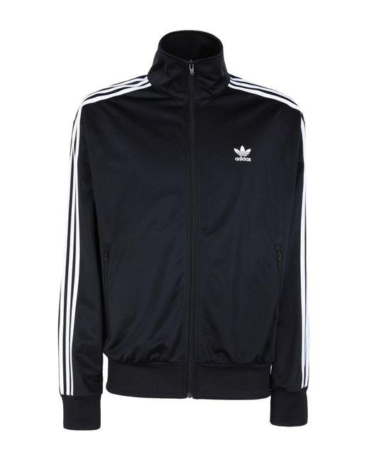 Felpa di Adidas Originals in Black da Uomo