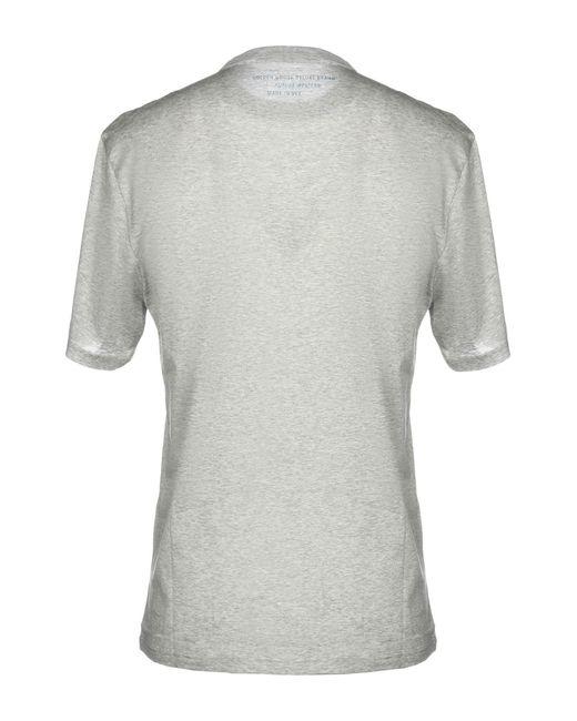 Golden Goose Deluxe Brand Gray T-shirt for men