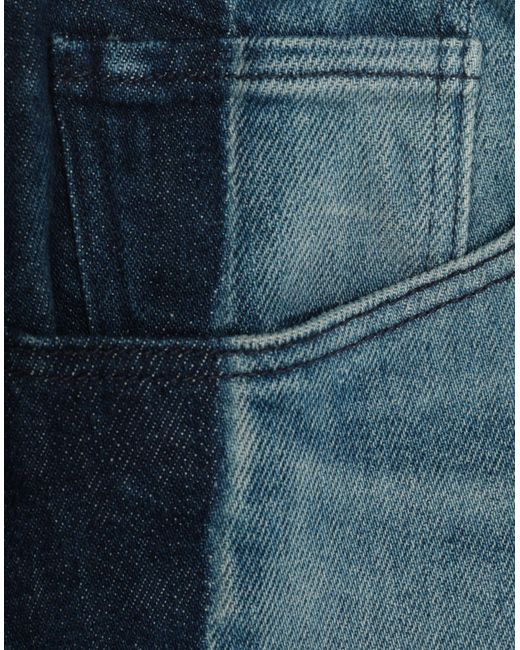 Shorts vaqueros 3x1 de color Blue