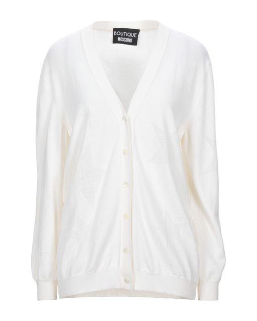 Rebecas Boutique Moschino de color White