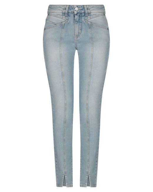 Givenchy Blue Denim Trousers