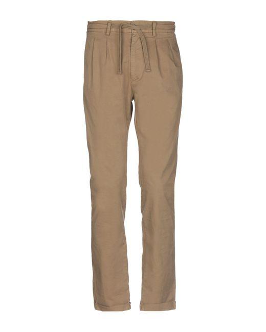 Macchia J Natural Casual Pants for men
