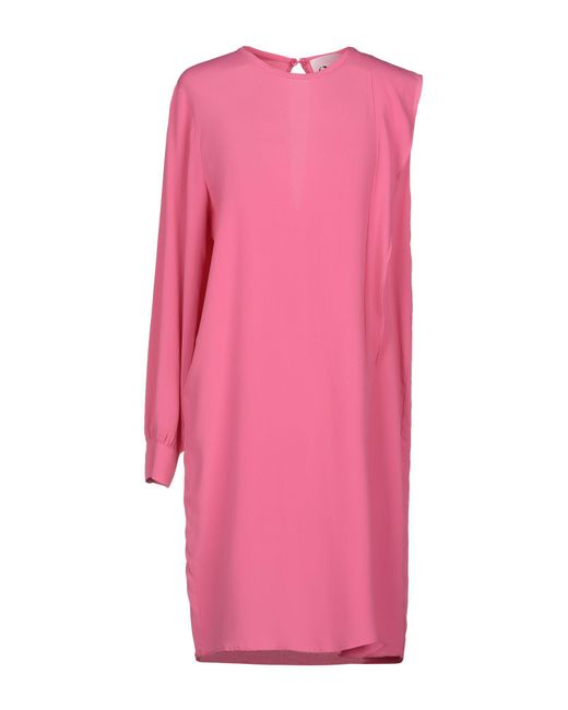 8pm Pink Short Dress