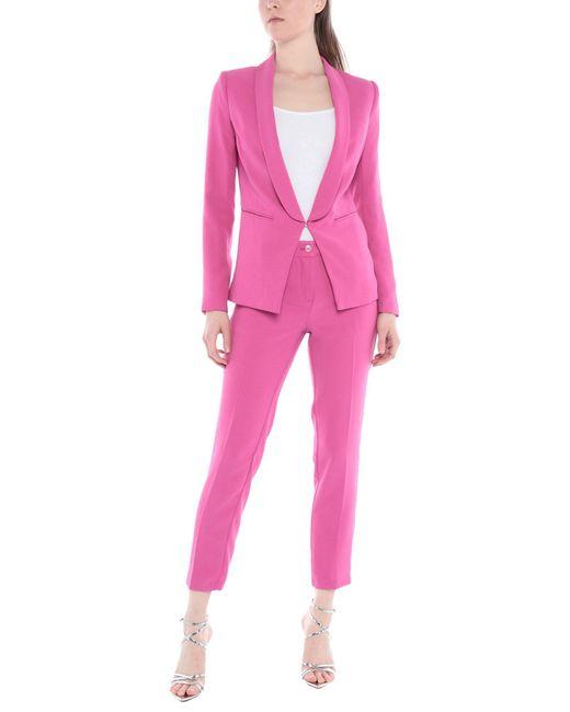 GAUDI Pink Women's Suit