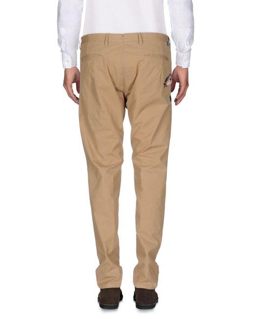 PT01 Pantalon homme de coloris neutre tyfhx