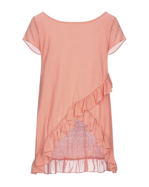 SCEE by TWINSET Pink Pullover