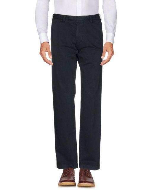 BOSS Blue Casual Pants for men