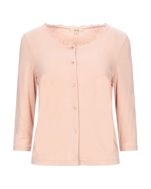 Vivis Pink Undershirt