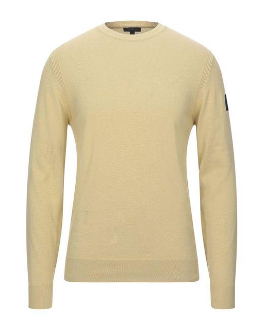 Pullover Belstaff de hombre de color Yellow