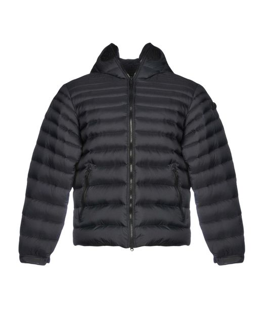 Ai Riders On The Storm - Black Down Jacket for Men - Lyst