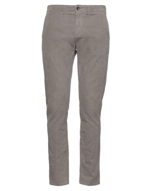 Pantalone di Department 5 in Gray da Uomo