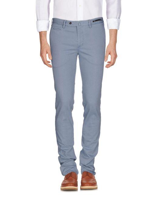 PT01 Blue Casual Trouser for men