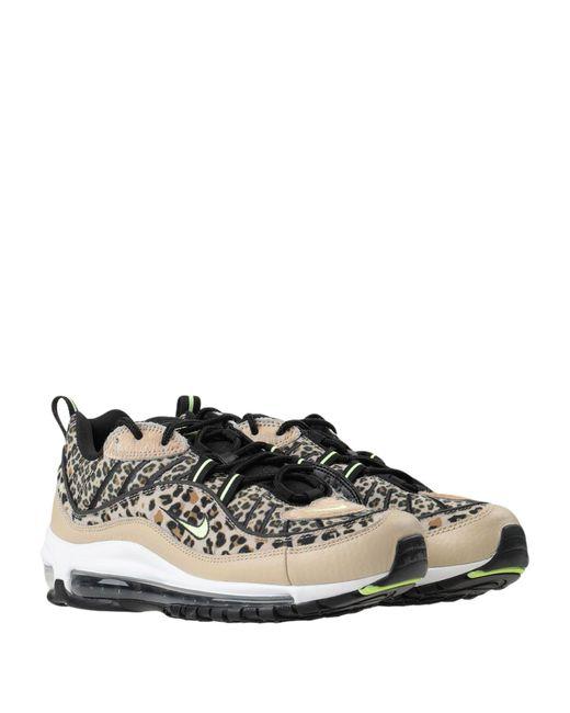 Sneakers & Tennis basses Nike en coloris Natural
