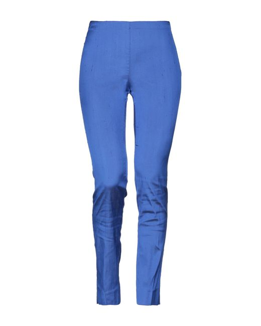 Pantalon P.A.R.O.S.H. en coloris Blue