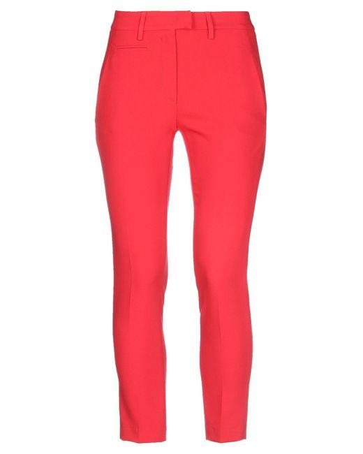 Pantalone di Dondup in Red