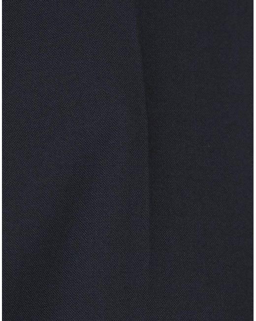 Tonello Pantalon femme de coloris bleu