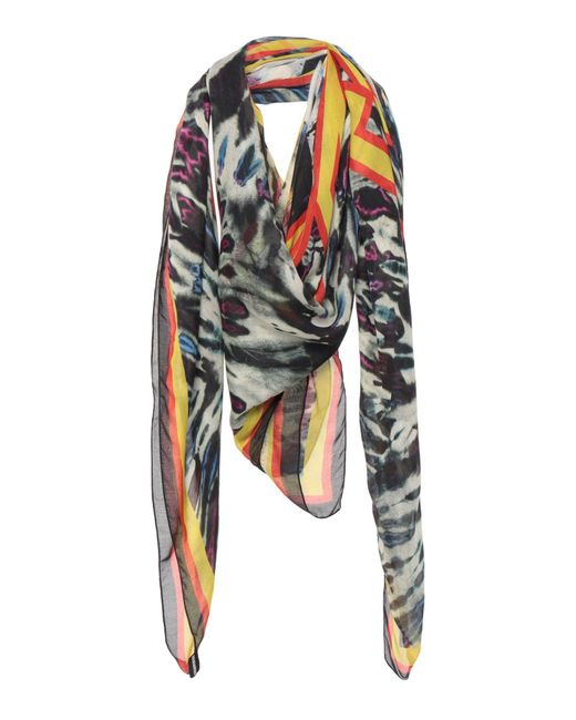 Foulard DSquared² en coloris Black