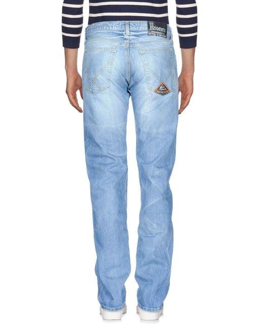 online store 5c314 ee8e0 Men's Blue Denim Pants
