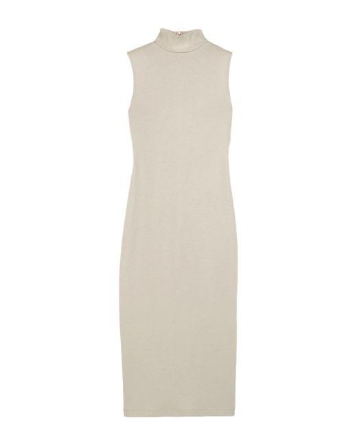 Vince Natural 3/4 Length Dress